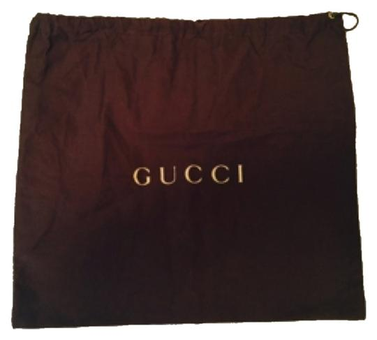 Preload https://item5.tradesy.com/images/gucci-duster-1275-by-1175-brown-weekendtravel-bag-5881219-0-0.jpg?width=440&height=440