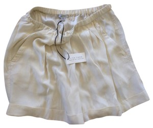 Lisa Todd Cuffed Shorts Ivory