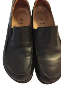 Birkenstock footprints Black Flats