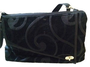 Danny K Beverly Hills Durable But Practical Many Pockets Shoulder Bag