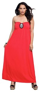 Red Maxi Dress by Torrid