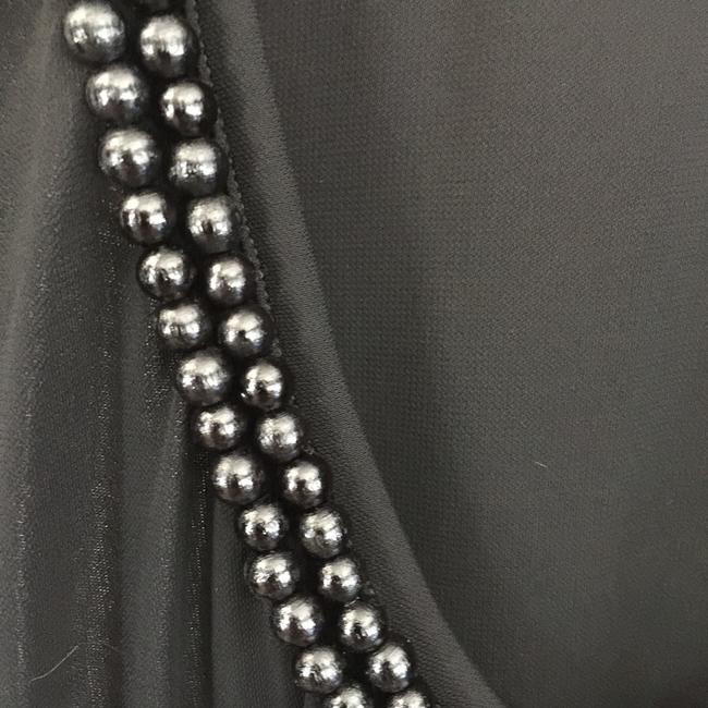 Burberry Embellished Top Black with beads Image 1