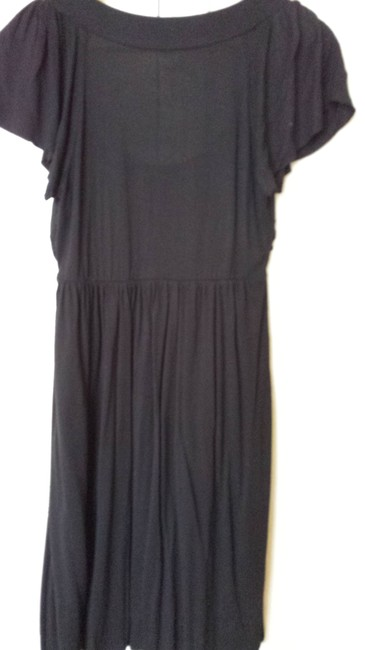 Matty M short dress Black Summer Baby Doll Waist on Tradesy Image 5