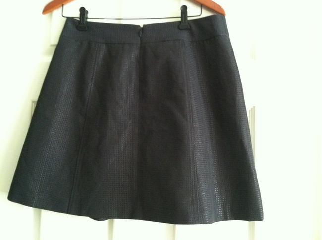 Banana Republic Skirt gun metal black
