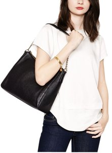 Kate Spade Leather Pebbled Gold Hardware Shoulder Bag
