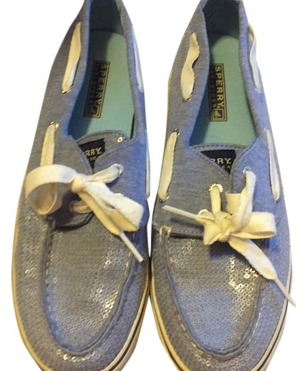 Preload https://img-static.tradesy.com/item/5885605/sperry-blue-flats-5885605-0-0-540-540.jpg
