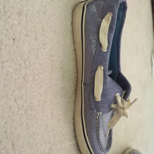 Sperry Blue Flats Image 5