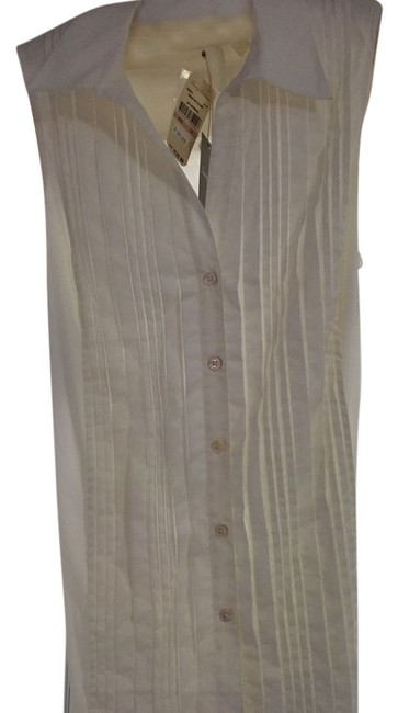 Tommy Bahama Button Down Shirt Ivory