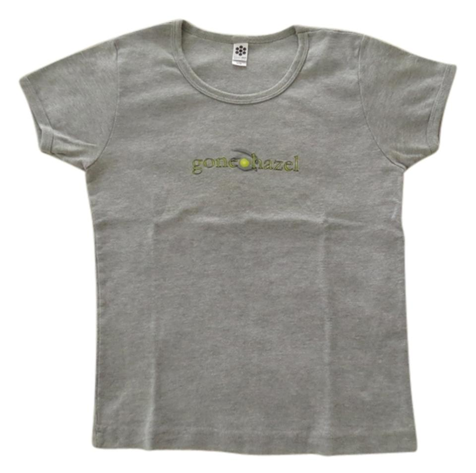 0d68446dfce0 American Apparel Gray Classic Girl Tee Shirt Size 4 (S) - Tradesy