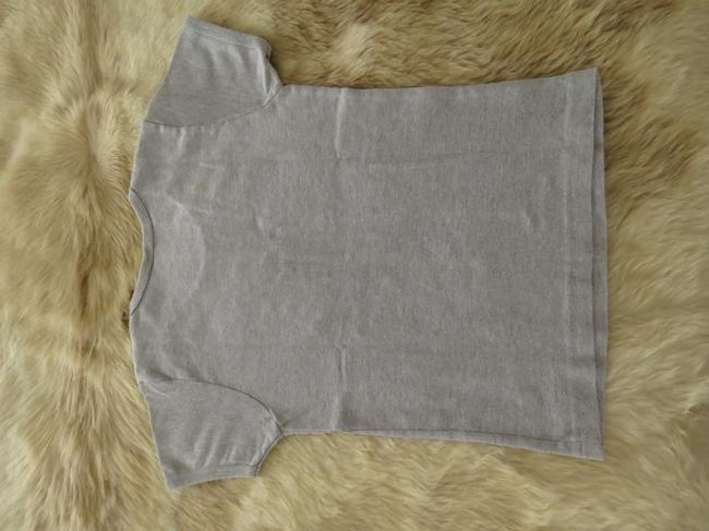 American Apparel Gone Hazel T Shirt Gray