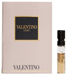 Valentino Valentino Uomo Eau de Toilette for Men Fragrance Sample