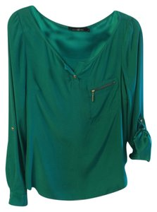Alice & Trixie Top Green