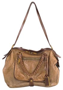 Joy Gryson Strap Braided Rustic Artisan Shoulder Bag