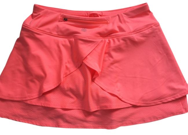 Item - Neon Orange Fly By Activewear Bottoms Size 6 (S, 28)