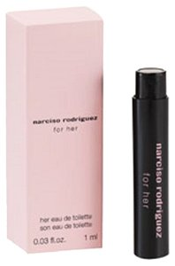 Narciso Rodriguez Narciso Rodriguez For Her Eau de Toilette EDT Fragrance Sample