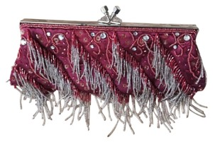 Other Maroon/Red Clutch