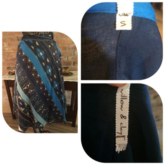 Willow & Clay Skirt Blue