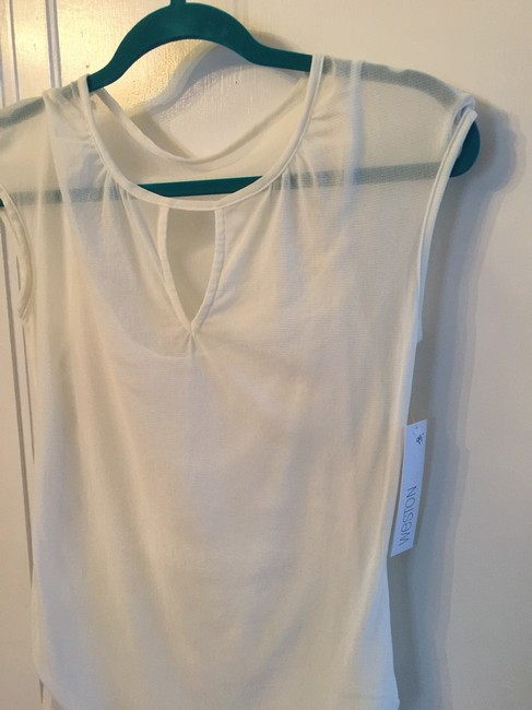 Weston Wear Top Cream