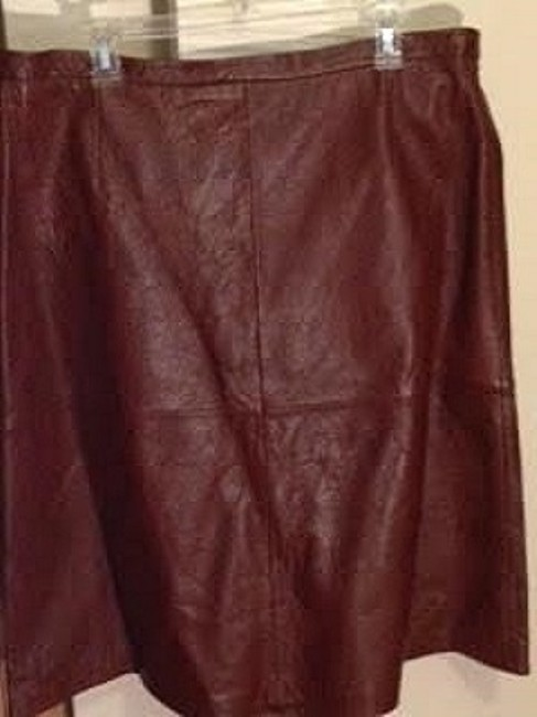 Preload https://item1.tradesy.com/images/terry-lewis-classic-luxuries-brown-leather-knee-length-skirt-size-22-plus-2x-5888125-0-0.jpg?width=400&height=650