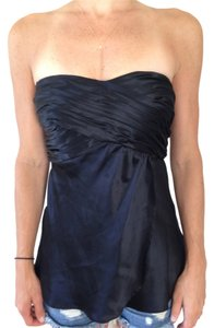 Banana Republic Strapless Top Black