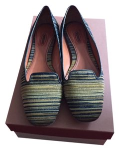 Missoni Yellow/Black Flats