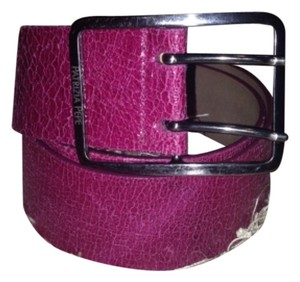 Patrizia Pepe Patrizia Pepe Leather Belt Hot Pink