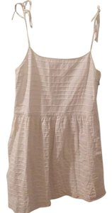 Gap short dress White on Tradesy