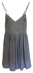 Urban Outfitters short dress Grey Comfortable Flowy on Tradesy