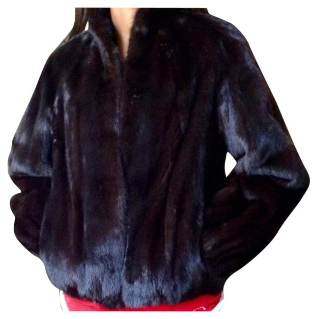 Unbranded Deep Brown Coat Size 6 (S) Unbranded Deep Brown Coat Size 6 (S) Image 1