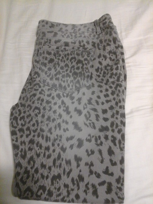 Other Size Leopard Leopard Print Plus Size New Nwot Cute Trendy Soft Stretchy Date Night Club Party Stylish Skinny Jeans