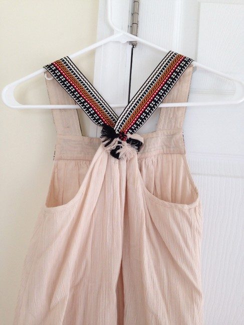 French Connection Hippie Top Light Pink