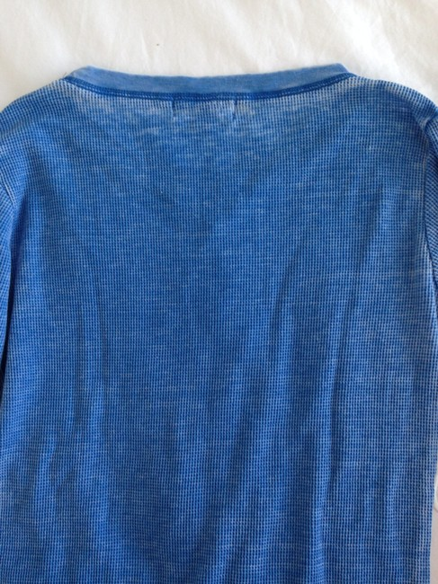 Touch by Alyssa Milano Thermal Nfl Lions Women's Nfl T Shirt Baby Blue