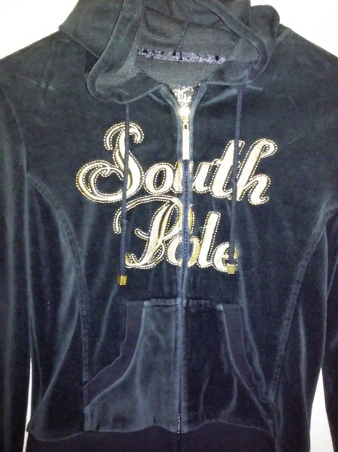 South Pole Collection Free Shipping Gently Used Sweatshirt