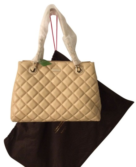 Preload https://item5.tradesy.com/images/kate-spade-gold-coast-maryanne-cashew-leather-tote-5891554-0-1.jpg?width=440&height=440