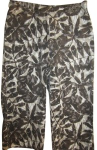 Chico's Capris Multi Color