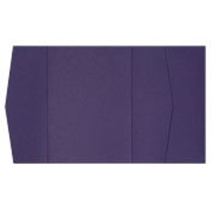 Purple A7 Atlas Dark Pocketfold