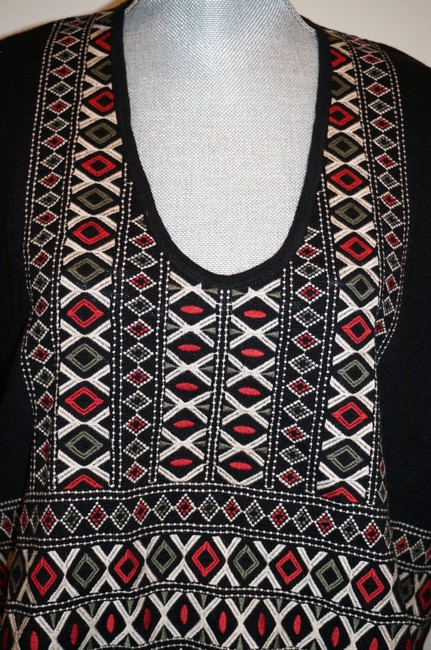 Madewell Embroidered Sweater