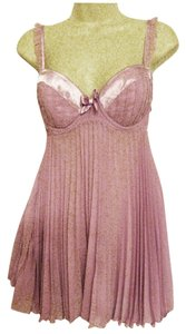 CINEMA ETOILE SEDUCTIVEWEAR Baby Doll Nightgown Nwot Top Lavender