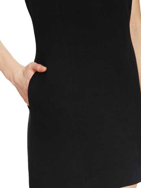 Helmut Lang short dress Textured Shift Structured on Tradesy