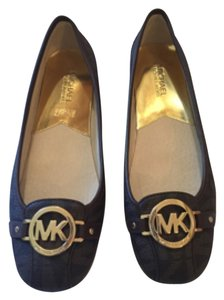Michael Kors Brown Flats