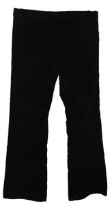Zara Flare Pants Black