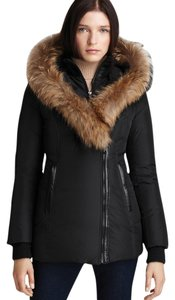 Mackage Down Fur Puffer Coat