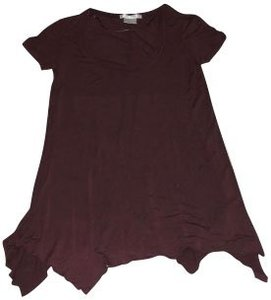 Charlotte Russe Top Burdundy