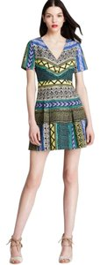 Plenty by Tracy Reese Anthropologie Tribal Dress