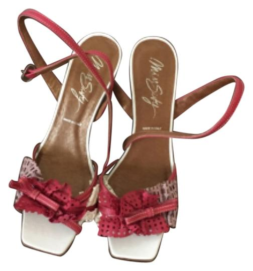 Preload https://item4.tradesy.com/images/miss-sixty-red-and-white-wedges-size-us-8-regular-m-b-5900173-0-0.jpg?width=440&height=440