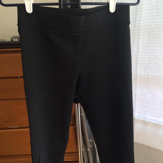 BCBGeneration Stirrup 90s Retro Pointe Pants Blac Leggings