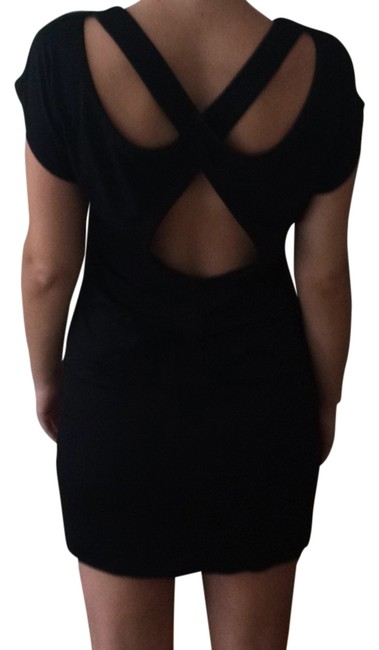 Trina Turk Going Lbd Open Sexy Dress