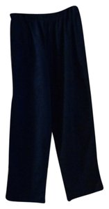 Alfred Dunner Straight Pants Denim Blue