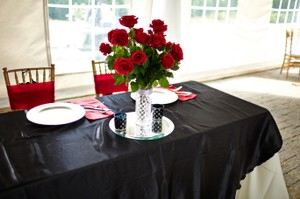 Set Of 16 Red Rose Bundle