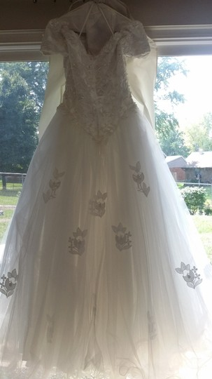 Michelangelo Style # 84270 Wedding Dress